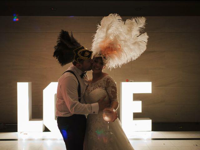 La boda de Rafa y Susy en Valencia, Valencia 125