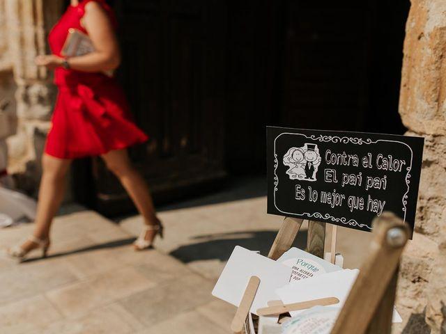 La boda de Javier y Mireya en Villabragima, Valladolid 32