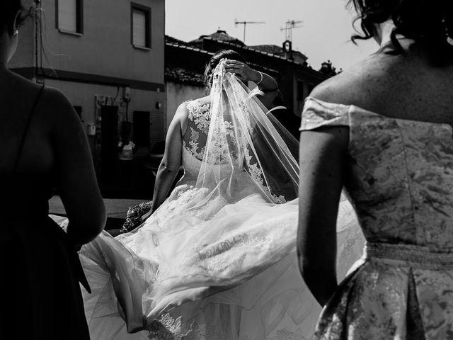 La boda de Javier y Mireya en Villabragima, Valladolid 35