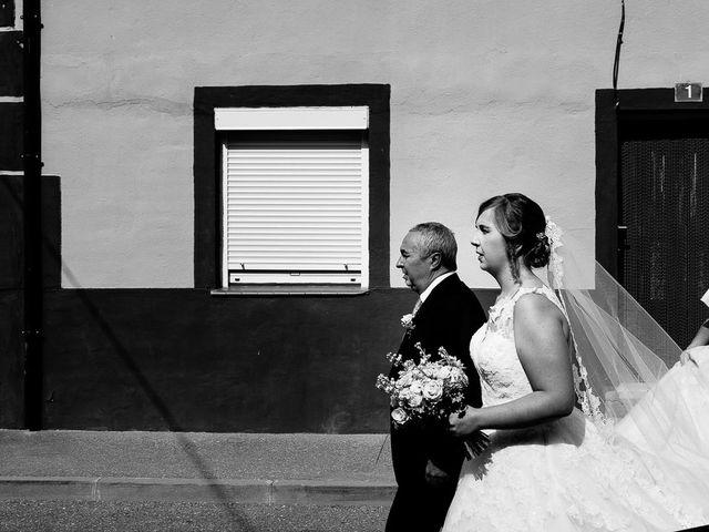 La boda de Javier y Mireya en Villabragima, Valladolid 37