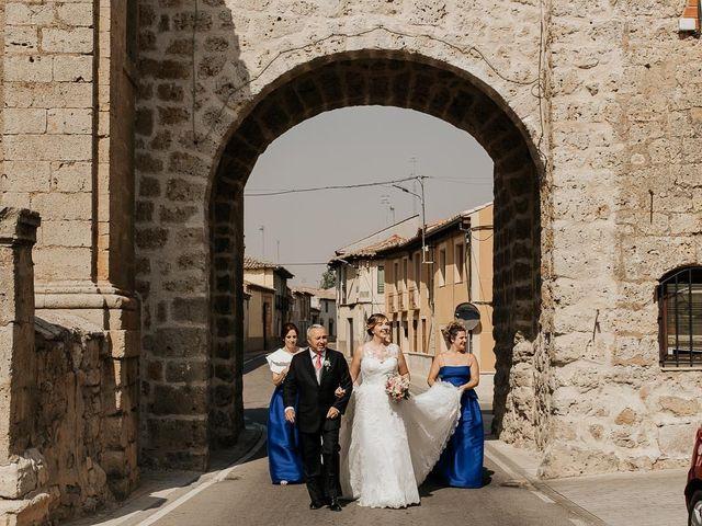 La boda de Javier y Mireya en Villabragima, Valladolid 38
