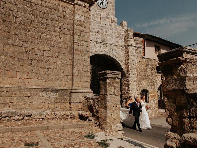 La boda de Javier y Mireya en Villabragima, Valladolid 39