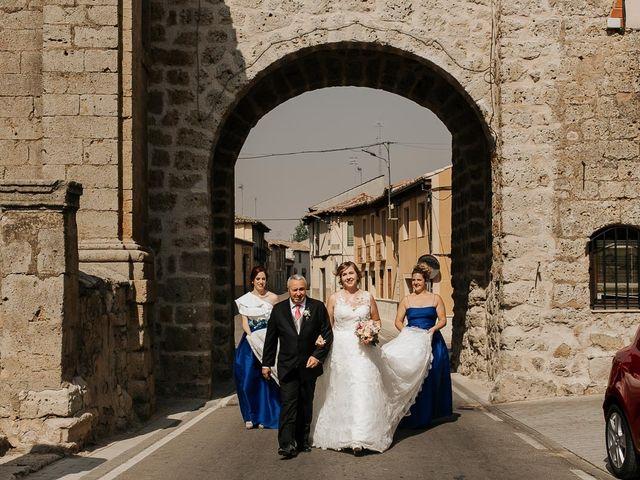 La boda de Javier y Mireya en Villabragima, Valladolid 40