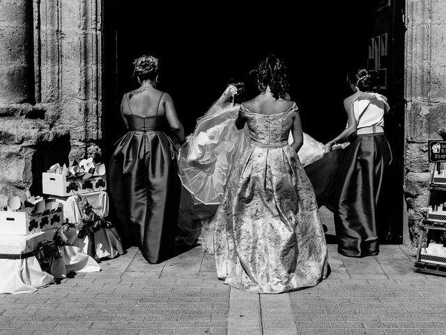 La boda de Javier y Mireya en Villabragima, Valladolid 42