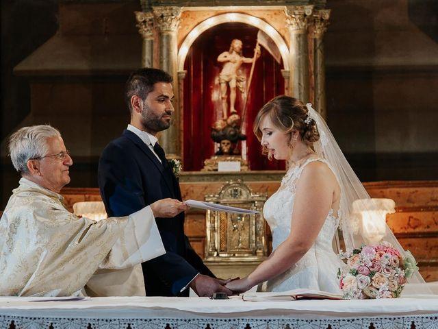 La boda de Javier y Mireya en Villabragima, Valladolid 46