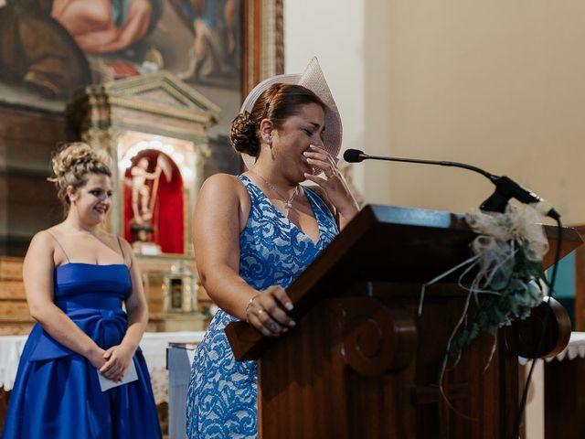 La boda de Javier y Mireya en Villabragima, Valladolid 50