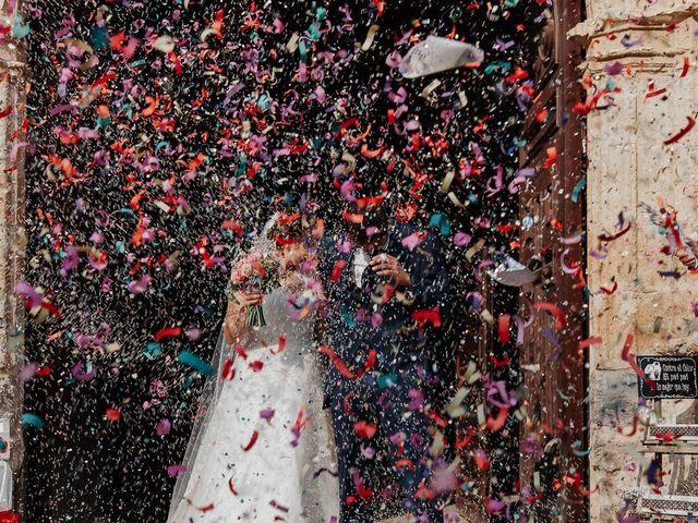 La boda de Javier y Mireya en Villabragima, Valladolid 53