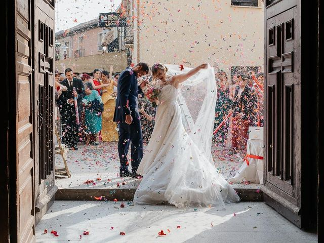 La boda de Javier y Mireya en Villabragima, Valladolid 54