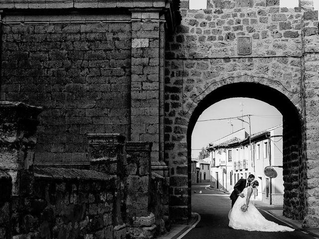 La boda de Javier y Mireya en Villabragima, Valladolid 55
