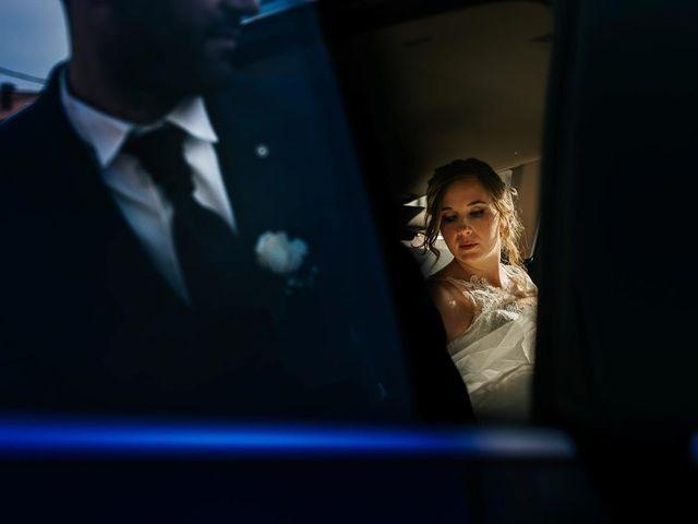 La boda de Javier y Mireya en Villabragima, Valladolid 58
