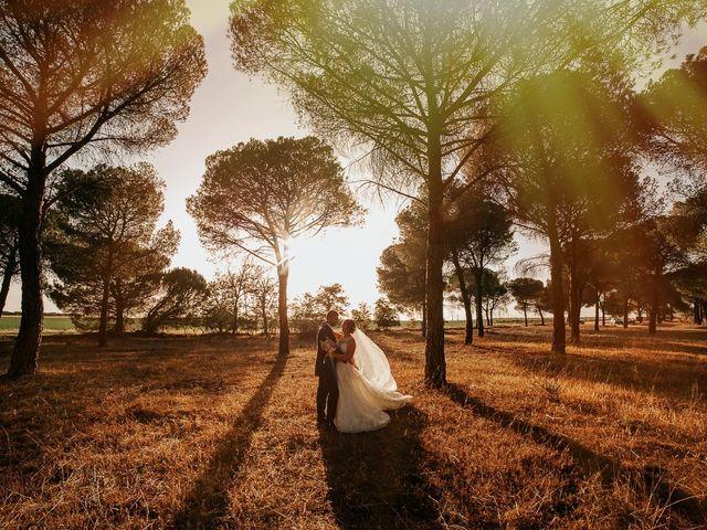 La boda de Javier y Mireya en Villabragima, Valladolid 59