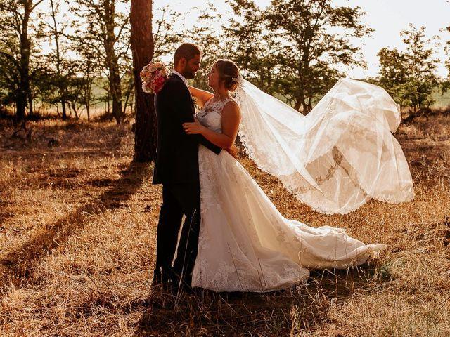 La boda de Javier y Mireya en Villabragima, Valladolid 61