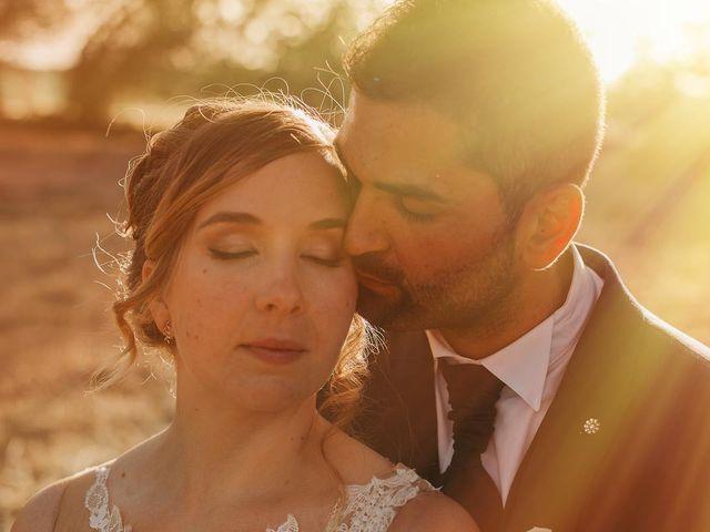 La boda de Javier y Mireya en Villabragima, Valladolid 1