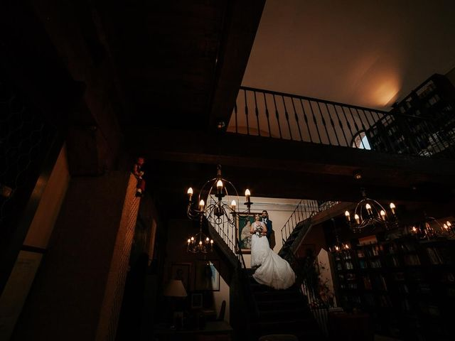 La boda de Javier y Mireya en Villabragima, Valladolid 67