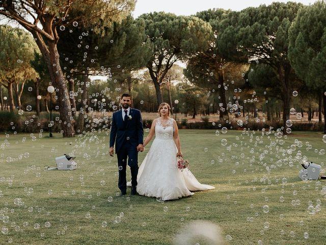 La boda de Javier y Mireya en Villabragima, Valladolid 72