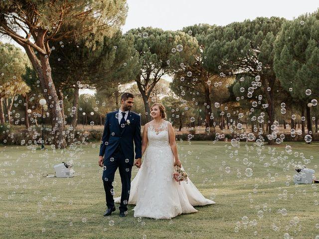 La boda de Javier y Mireya en Villabragima, Valladolid 73