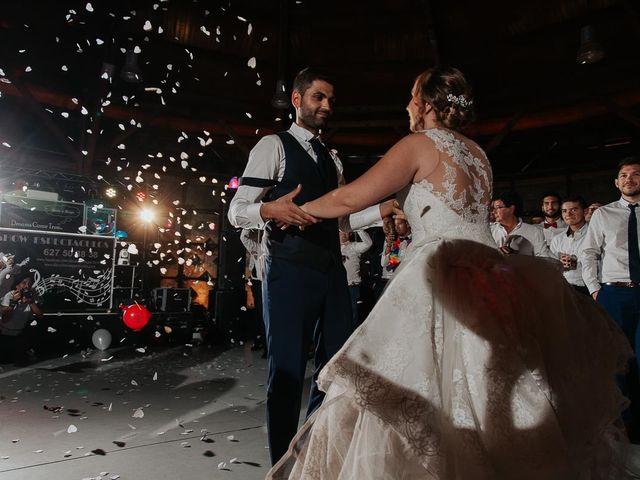 La boda de Javier y Mireya en Villabragima, Valladolid 82