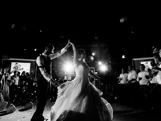 La boda de Javier y Mireya en Villabragima, Valladolid 84
