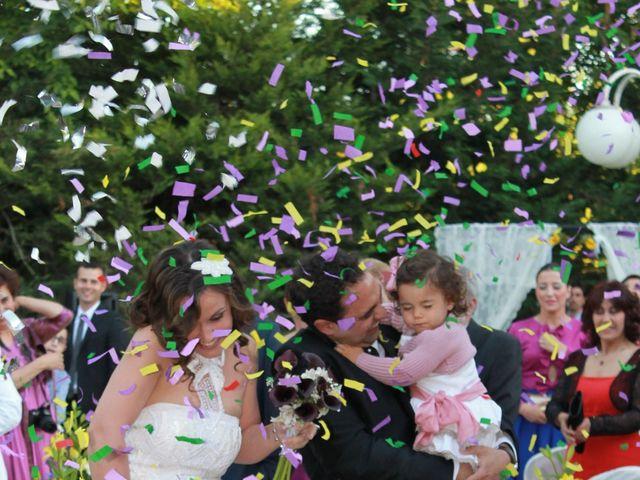 La boda de Alicia y Jorge  en Cáceres, Cáceres 8