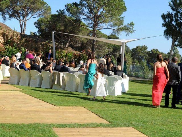 La boda de Franc y Natalia en Lloret De Mar, Girona 5