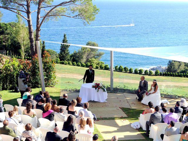 La boda de Franc y Natalia en Lloret De Mar, Girona 9