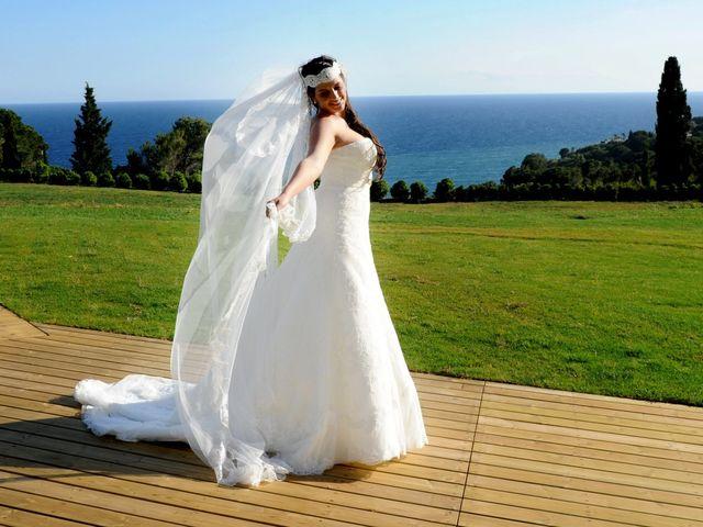 La boda de Franc y Natalia en Lloret De Mar, Girona 11
