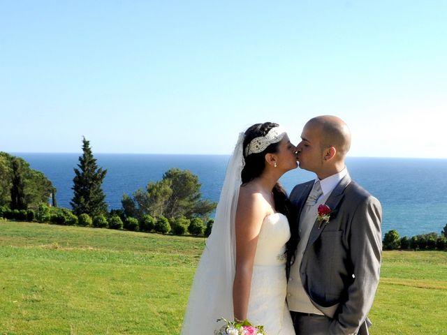 La boda de Franc y Natalia en Lloret De Mar, Girona 12