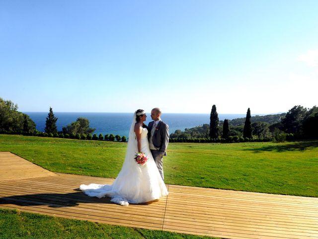 La boda de Franc y Natalia en Lloret De Mar, Girona 13