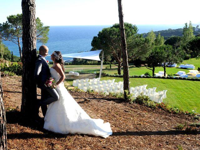 La boda de Franc y Natalia en Lloret De Mar, Girona 20