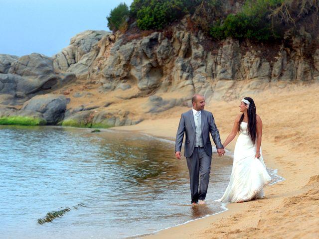 La boda de Franc y Natalia en Lloret De Mar, Girona 24