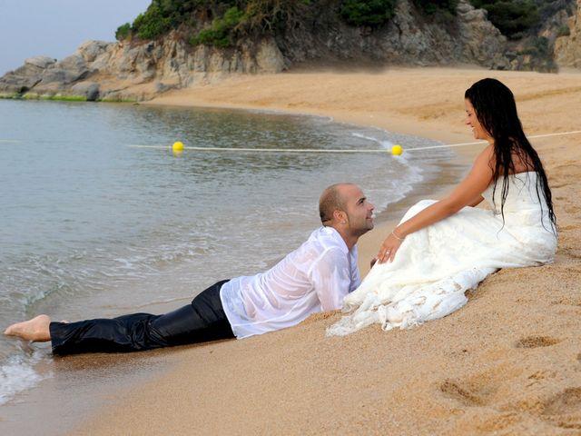 La boda de Franc y Natalia en Lloret De Mar, Girona 32