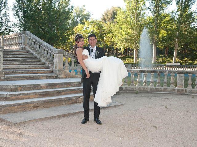 La boda de Luci y Miguel