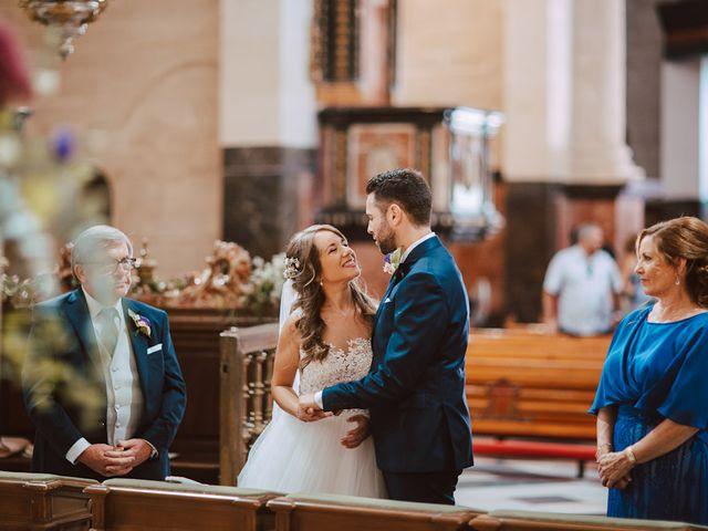 La boda de Rafa y María Pilar en Murcia, Murcia 49