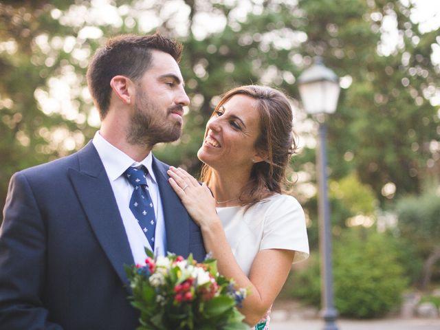 La boda de Izaskun y Guillermo