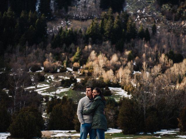 La boda de Mariano y Elena en Anciles, Huesca 6