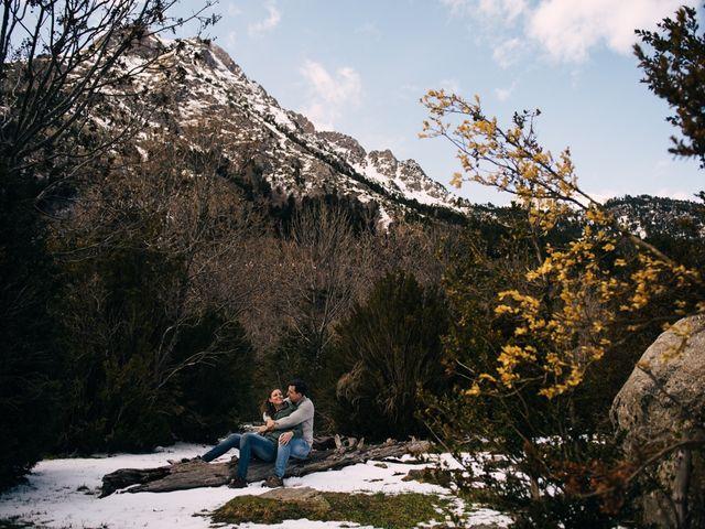 La boda de Mariano y Elena en Anciles, Huesca 7