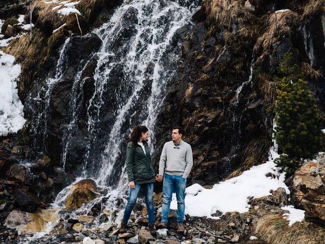 La boda de Mariano y Elena en Anciles, Huesca 9