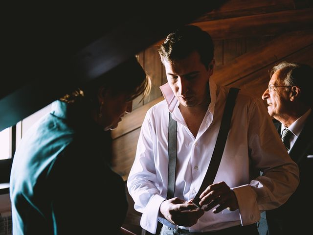 La boda de Mariano y Elena en Anciles, Huesca 15