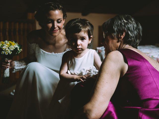 La boda de Mariano y Elena en Anciles, Huesca 30