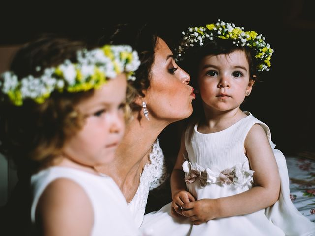 La boda de Mariano y Elena en Anciles, Huesca 43
