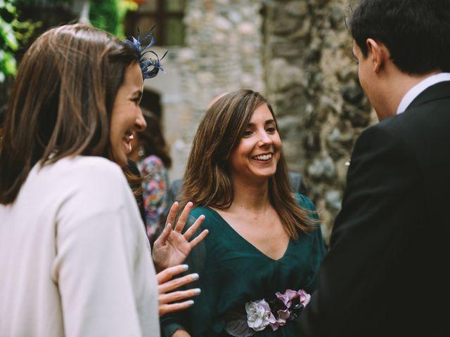 La boda de Mariano y Elena en Anciles, Huesca 46