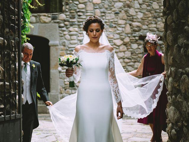 La boda de Mariano y Elena en Anciles, Huesca 51