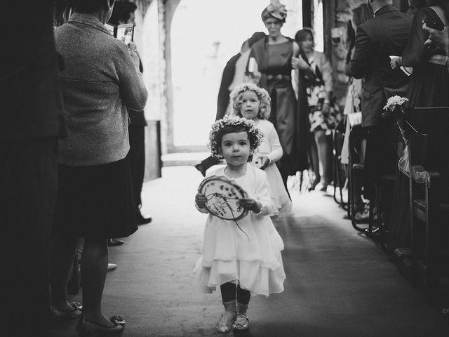 La boda de Mariano y Elena en Anciles, Huesca 52