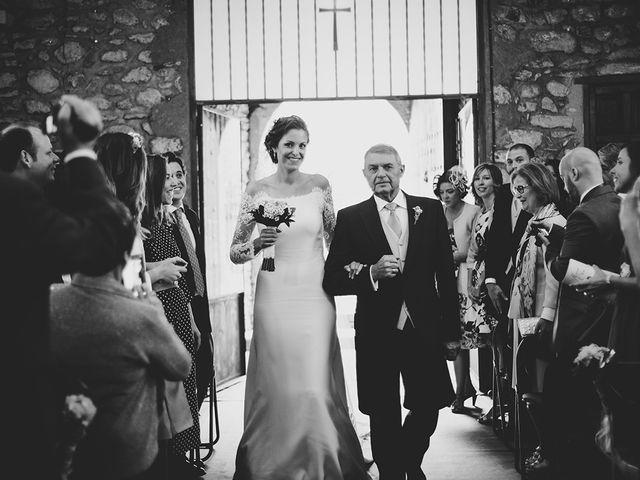 La boda de Mariano y Elena en Anciles, Huesca 53