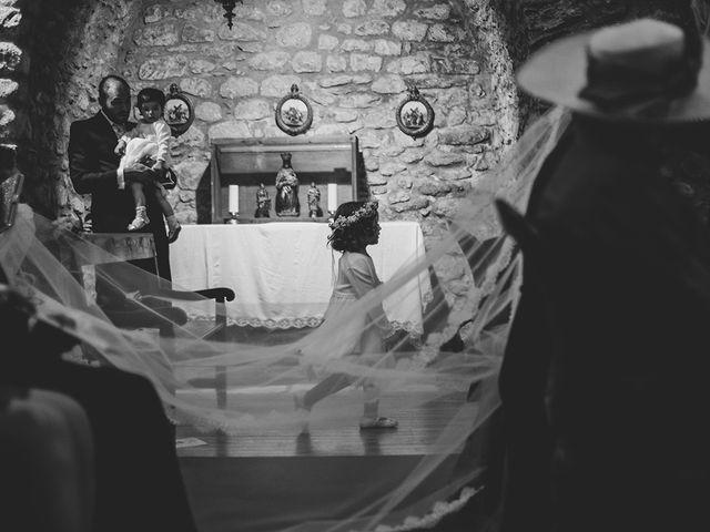 La boda de Mariano y Elena en Anciles, Huesca 54