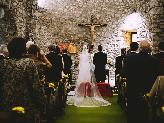 La boda de Mariano y Elena en Anciles, Huesca 56