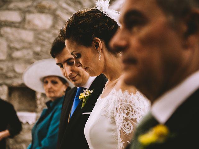 La boda de Mariano y Elena en Anciles, Huesca 60