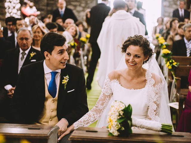 La boda de Mariano y Elena en Anciles, Huesca 61