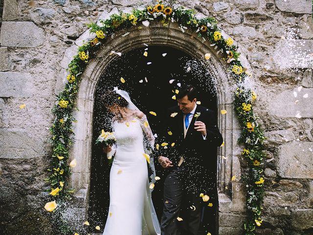 La boda de Mariano y Elena en Anciles, Huesca 64