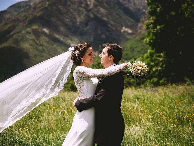 La boda de Mariano y Elena en Anciles, Huesca 68